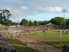 Western Springs Speedway - Sprint Cars in Auckland, NZ