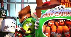 Sausage Party TV Trailer Incites a Horrifying Food Fight -- A bag of groceries discovers their true purpose in life and now they're not going down without a fight in the R-rated animated comedy Sausage Party. -- http://movieweb.com/sausage-party-movie-tv-trailer/