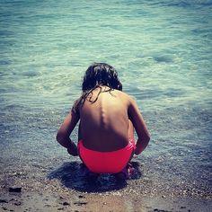 Beach summer. Mallorca.