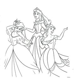 photograph relating to Disney Princess Coloring Pages Printable called 355 Most straightforward disney princess coloring webpages shots in just 2019