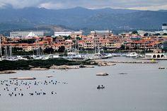 A last look at Sardinia by Bruning Dora Kath