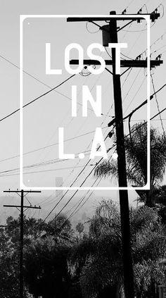 Lost in L.A.