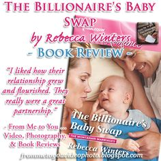 The Billionaire's Baby Swap by Rebecca Winters [ #BOOKREVIEW ] -- I appreciated how this novel was a sweet romance in a very PG-way -- 3 out of 5 stars and A #TEASER :: http://frommetoyouvideophoto.blogspot.com/2016/04/made-grade-montanari-marriages-series.html  #meme #bookreviewquote #bookblogger #bookblog #booklover #bookworm #booklife #booklove #books #contemporary #contemporaryromance #romance #romancenovels #sweetromance #cleanromance #PGadult #PG #babies #switchedatbirth…
