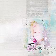 ArtPlay Palette Beautiful day by Anna Aspnes Beauty WordART No 3. by Anna Aspnes WaterColor FotoBlendz No. 3 by Anna Aspnes WatercolorFeathers No. 1 by Anna Aspnes