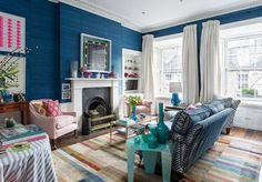 15 Incredible Eclectic Living Room Designs That You Can Take Ideas From