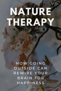 Ecotherapy: Nature therapy is a powerful way to heal and rewire your body and mind naturally, simply by immersing yourself in the natural world in particular ways. #ecotherapy #NatureTherapy #Eco #Healing #ConsciousLifestyleMag
