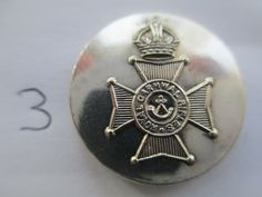 """Royal Garhwal Rifles. Military Uniform Buttons. Design : Maltese Cross with King's Crown. Inner circular disc """"Royal Garhwal Rifles"""". TheGarhwal Rifles is one of the most decorated infantry regiments of the Indian Army.   eBay!"""