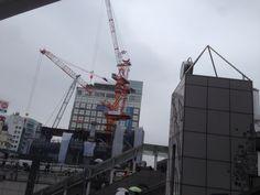 @Shinjuku sta.