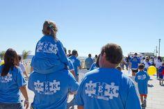 Walk Now for Autism Speaks - #autism #teammaryellen @Autism Speaks