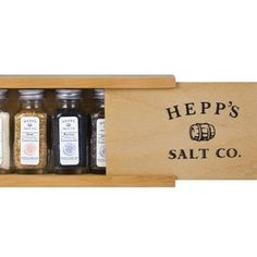 HEPP'S Salt Co. // Artisanal LA Fall Show Oct 10-11