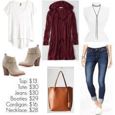 Wear It For Less: Outfit Inspiration: Cardigans!
