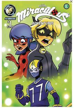 Miraculous ladybug comic book - coming July 12