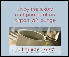Lounge Pass Profile Affordable VIP Indulgence: You are only 4 simple steps away from enjoying the comfort of an airport VIP lounge from as little as £ 13.50! Click here to Book online TODAY! Lounge Pass is part of Collinson Group which employs over 1,500 staff in 28 locations around the world. The Group is a world-leading provider of lifestyle membership programmes and travel enhancement products, delivering premium travel benefits focused on the airport experience. Companies within the…