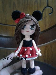 00afbdd9a0af5 39 Best crocheted doll images in 2019