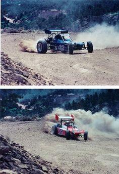 Modern day N/D race cars