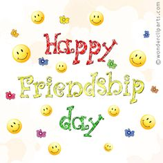 Friendship Day is a day in several countries for celebrating friendship. It was first proposed in 1958 in Paraguay as the International Friendship Day. Friendship Day Quotes Images, About Friendship Day, Happy Friendship Day Messages, Friendship Day Greetings, Happy Friendship Day Quotes, Celebrating Friendship, Friendship Day Gifts, Happy Quotes, Positive Quotes