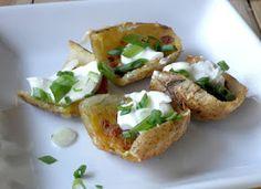 Food Pusher: Baked Potatoes...Sort Of