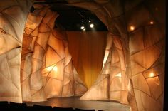 theater set design - Google Search