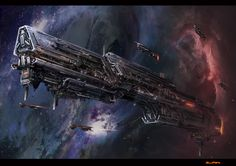 UNSC Infinity by ~Zhangx