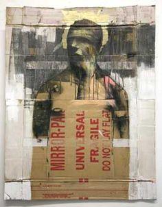 Street Art: Adam Neate - 1999