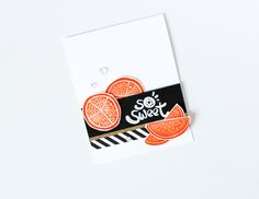 Color Watch Black & White - Three Ways To Incorporate Color Trends In To Your Projects by Carissa Wiley