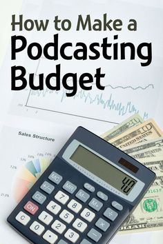 Podcasting costs money. Before you spend more money on #podcasting gear, audio or video equipment, and other podcast resources, learn how to create a podcasting budget and stay within it.