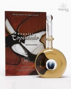 Esperanto Tequila Anejo - Tequila Reviews at TEQUILA.net