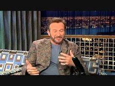 "Robin Williams on ""Late Night with Conan O'Brien"" - 5/16/05"