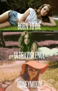 Lana Del Rey + laying in the grass #LDR #Discography