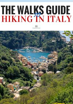 Our guide to hiking in Italy covers the best trails - from seaside strolls to challenging volcano climbs. Take walks across Italy! Things To Do In Italy, Country Walk, Best Of Italy, Travel 2017, Italy Travel Tips, Italy Holidays, Beautiful Sites, Beautiful Places, Visit Italy