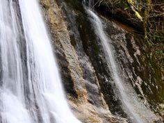 Unnamed falls at Wishkah River
