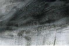 GRISAZUR: Acuarela sobre papel, 12x18 cm.Feb. 7, 2016