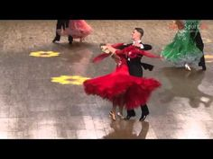 Dmitry Zharkov - Olga Kulikova, 1/2 English Waltz
