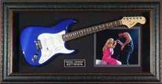 Signed Tim McGraw and Faith Hill Guitar Display Guitar Display, Faith Hill, Tim Mcgraw, Charity, Music Instruments, Entertaining, Signs, Musical Instruments, Novelty Signs