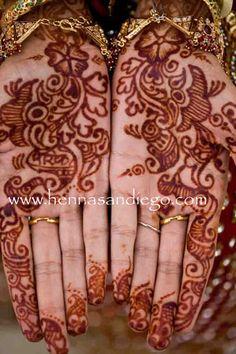 Intricate Bridal Henna Design Mehndi Tattoo, Henna Tattoo Designs, Henna Tattoos, Henna Mehndi, Mehendi, Bridal Henna Designs, Mehndi Patterns, Rite Of Passage, Love Symbols