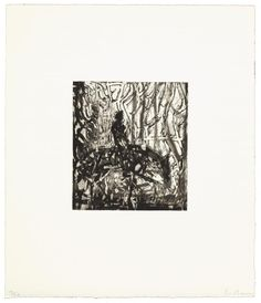 Fifty Etchings by Christopher Le Brun - Paragon Etchings, Contemporary, Water