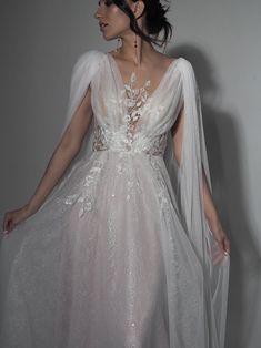 Sexy Wedding Dresses, Bridal Dresses, Ethereal Wedding Dress, Woodland Wedding Dress, Elf Wedding Dress, Whimsical Wedding Dresses, Fantasy Wedding Dresses, Unique Wedding Gowns, Dramatic Wedding Dresses