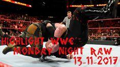 [Vietsub] Highlight WWE Monday Night RAW 13/11/2017: Triple H - Tôi sẽ l...
