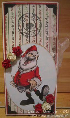 Make it Crafty, chocolate card