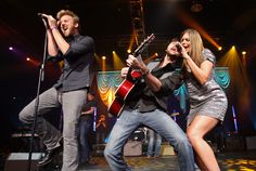 See Lady Antebellum in concert