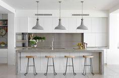 Elegant Contemporary Kitchen Design Ideas 07
