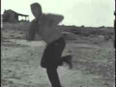 "Zorba the Greek - Zorbas Dance (Anthony Quinn) ""A man needs a little madness, or else. he never dares cut the rope and be free. Alan Bates, Zorba The Greek, History Essay, Cut The Ropes, Anthony Quinn, Cold Cream, Lets Dance, Music Music, Memoirs"