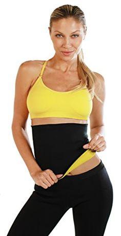 Women's Athletic Clothing Sets - Hot Shapers Hot Belt >>> For more information, visit image link.