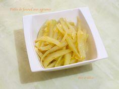 Poêlée de fenouil aux agrumes : Diet & Délices - Recettes dietétiques