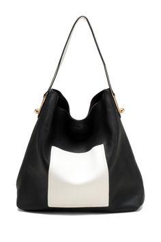 Tosca Handbags Square Pocket Bag