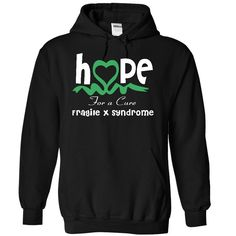 (Tshirt Discount Today) Fragile X syndrome Hope for a cure at Facebook Tshirt Best Selling Hoodies, Funny Tee Shirts