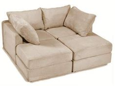 Love Sac Furniture - Movie Lounger   Ahh, this one looks cozy!