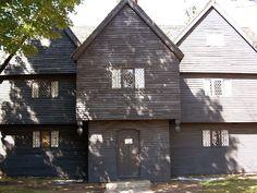 Corwin House, Salem