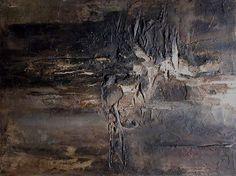 artwork (Landscape) by William Peascod 1962