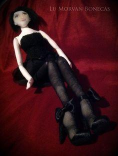 Lu Morvan Bonecas - Art Doll ❤️